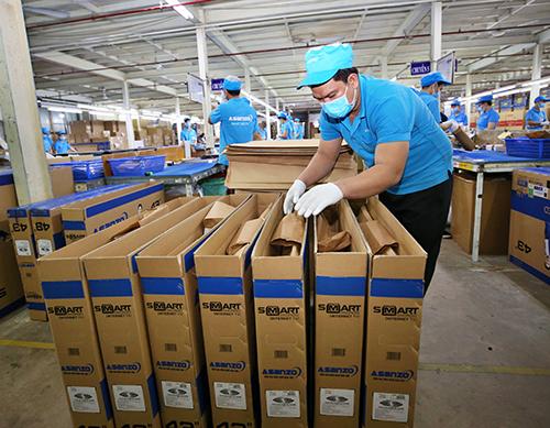Hãng điện tử Việt tiên phong dùng giấy tái chế thay nilon - 1