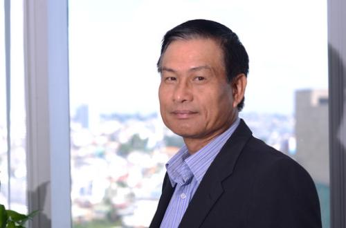 Chủ tịch HĐQT Coteccons Nguyễn Bá Dương.