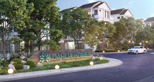 Nhà liền kề Dahlia Homes giá từ 2,7 tỷ đồng