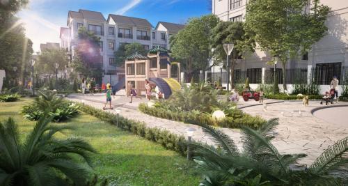 Nhà liền kề Dahlia Homes giá từ 2,7 tỷ đồng - 1