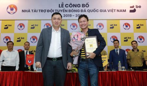 Ông Trần Thanh Hải, Tổng Giám đốc Be Group.