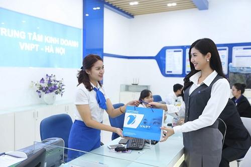 Vinaphone thực hiện nhiều thay đổi nhằm hướng tới tăng chất lượng dịch vụ.