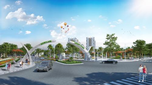 Him Lam Green Park là dự án tâm huyết của chủ đầu tư Him Lam.