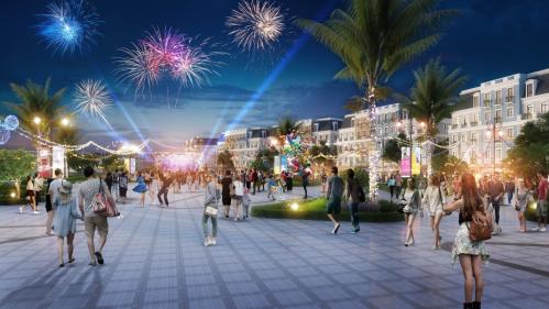 Tổ hợp giải trí ở Bãi Kem, Nam Phú Quốc hứa hẹn đem đến nhiều trải nghiệm độc đáo cho du khách.