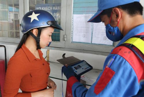PVOil tích hợp nhiều phương thức thanh toán khác nhau.