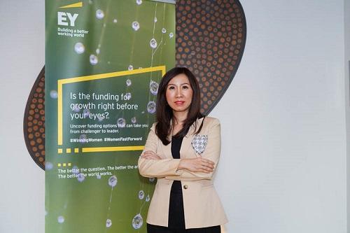 BàTrần Thị Lệ - nữ bác sĩ Việt đầu tiênlọt top 21 nữ doanh nhân thành công châu Á.