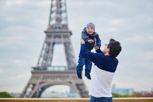 Bên cạnh môi trường sống tốt, yên bình, châu Âu còn là nơi mang đến cho nhiều gia đình những trải nghiệm thú vị.