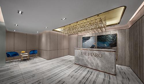 The Marq là dự án nhà ở cao tầng hạng sang tại 29B Nguyễn Đình Chiều, quận 1, TP HCM. Dự án gồm 515 căn hộ hạng sang có diện tích đa dạng từ một đến bốn phòng ngủ và căn hộ penthouse với tầm nhìn toàn cảnh thành phố.