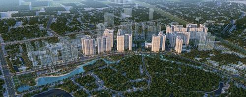 Đại đô thị thông minh hiện thực hóa ước mơ của người Việt.