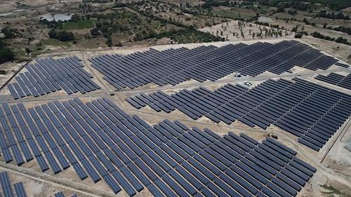 Dự án nhà máy điện mặt trời của BIM Group có tổngvốn đầu tư trên 200 triệu USD