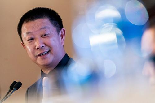 Zhang Yong - Chủ tịch Haidilao International Holding. Ảnh: Bloomberg