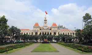 Kiến trúc đa văn hóa trong công trình 110 tuổi của Sài Gòn