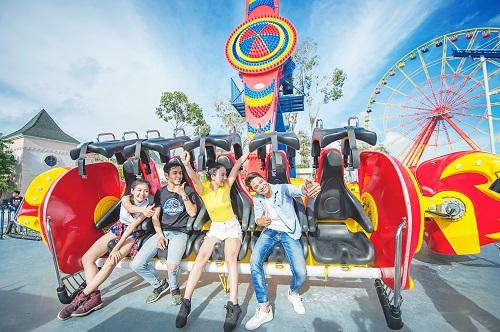 Những tiện ích 5 sao cho du lịch tập thể tại VinOasis Phú Quốc - 5