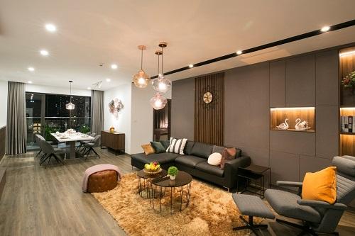 Tổ ấm lý tưởng tại Green Pearl với giá 2,9 tỷ đồng/căn hộ 3 phòng ngủ