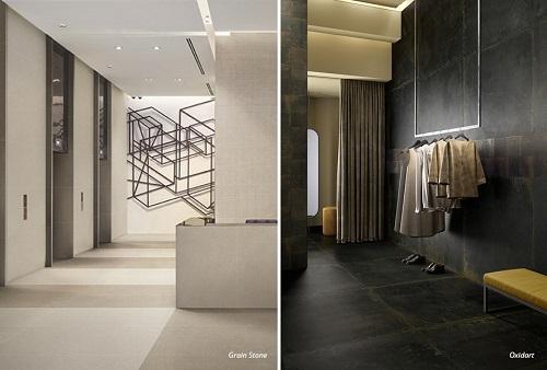 Gạch trang trí mang đến các ứng dụng trang trí nội thất ấn tượng.