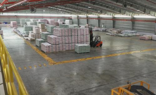 Tất cả các khâu tại nhà máy sản xuất của Cargill phải tuyệt đối tuân thủ các quy định về an toàn sinh học.