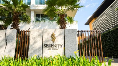 Biệt thự Serenity Sky Villas được thiết kế riêng cho nhóm khách hàng thượng lưu.