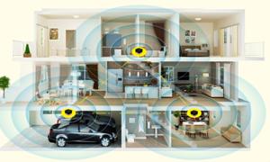 Wi-Fi mesh - hệ thống kết nối Wi-Fi thông minh cho gia đình
