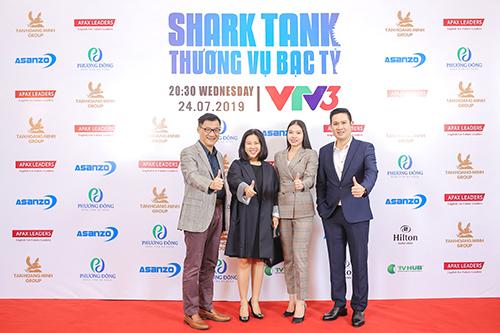 Doanh nhân Phạm Văn Tam làm cá mập trong Shark Tank mùa 3 - 2