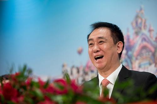 Chủ tịch China Evergrande Group - Hui Ka Yan. Ảnh: Bloomberg