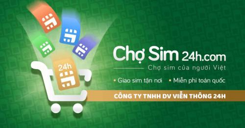 Chosim24h.com cung cấp nhiều sim số đẹp với giá cả phải chăng.