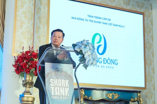 Cá Mập được yêu thích nhất mùa 2,Shark Nguyễn Thanh Việt.