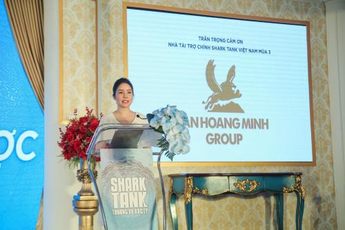 Bà Nguyễn Thị Hoàng Yến hy vọng sẽ giúp nhiều startup được gọi vốn thành công.