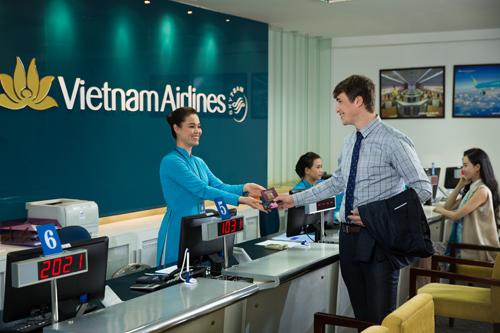 Vietnam Airlines đứng trong nhóm các hãng hàng không có chỉ số đúng giờ cao trên thế giới.