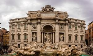 Kiến trúc La Mã tại những quảng trường đẹp nhất châu Âu