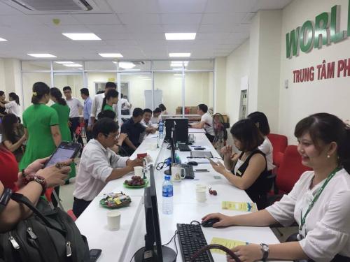 Văn phòng giao dịch World Of Bank ở Hà Nội
