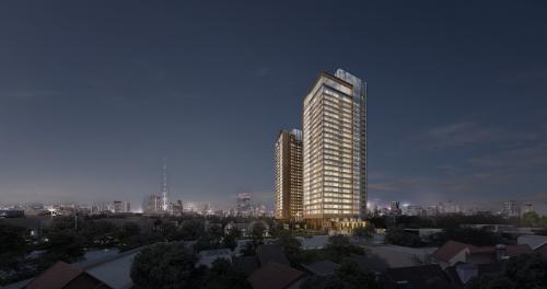 The Marq là dự án hạng sang mới nhất của Hongkong Land tại châu Á.