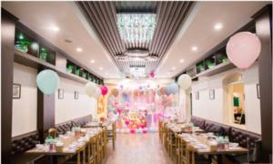 Hai địa điểm phù hợp tổ chức liên hoan, sinh nhật tại Hà Nội