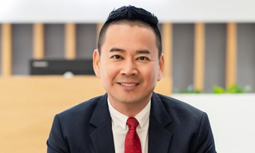 Ông Phương Tiến Minh. Ảnh: HSBC Việt Nam