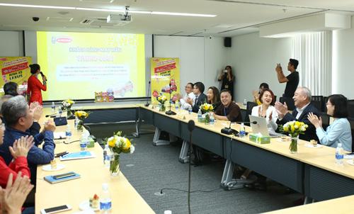 Buổi quay số may mắn thứ hai diễn ra vào ngày 8/3 tại trụ sở chính của Acecook Việt Nam.