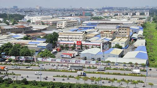 Khu công nghiệp Tân Bình. Ảnh: Sài Gòn giải phóng
