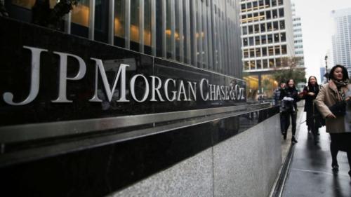 JPMorgan là một trong những đơn vị đi đầu ứng dụng blockchain trong lĩnh vực tài chính. Ảnh: Reuters.