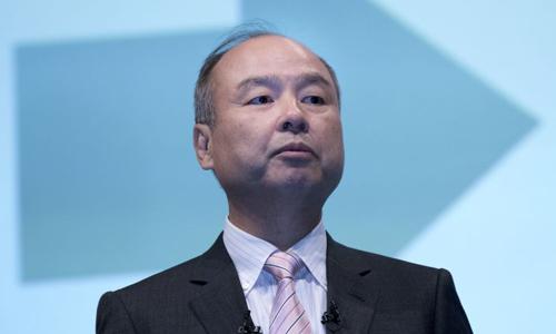 Ông chủ SoftBank - Masayoshi Son, người giàu thứ hai Nhật Bản. Ảnh: CNBC