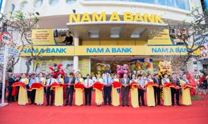 Nam A Bank mở rộng chi nhánh tại An Giang