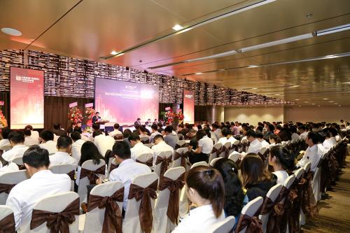 Toàn cảnh đại hội đồng cổ đông thường niên 2019 của Hưng Thịnh Incons.