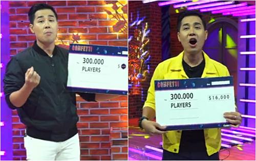 MCtrò chơi đố vui của Facebook kêu gọi người chơi Việt Nam rủ nhau tham gia để đạt300.000 người.