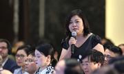 Diễn đàn Kinh tế tư nhân Việt Nam ra mắt cổng hiến kế