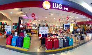 Chuỗi bán lẻ sản phẩm về hành lý LUG cán mốc 40 cửa hàng