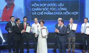 Sao Thái Dương vào top 10 doanh nghiệp, cá nhân có sáng chế tốt