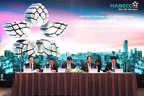 Chiến dịch tái định vị mới này đánh dấu một bước chuyển mình toàn diện của HABECO trong chiến lược phát triển mới, mang đến một hình ảnh phù hợp với xu thế thời đại.