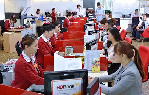 HDBank thuộc top các ngân hàng tăng trưởng lợi nhuận mạnh nhất trong năm qua.