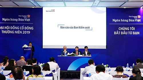 Quang cảnh tại đại hội đồng cổ đông 2019 của Bản Việt. Chi tiết liên hệ hotline 1900555596hoặc truy cập tại đây.