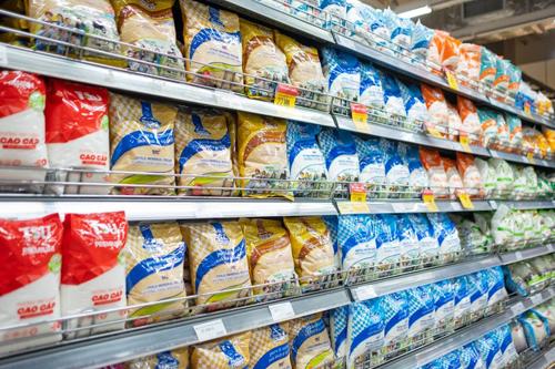 Sản phẩm đường của SBT có mặt tại nhiều chuỗi siêu thị lớn