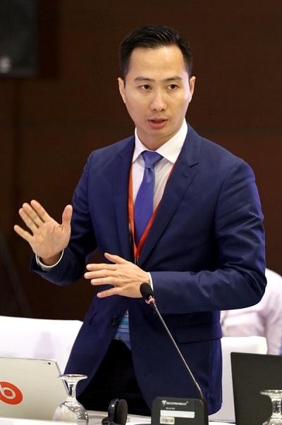 Ông Nguyễn Thiện Nghĩa, Phó Vụ trưởng Vụ Công nghệ Thông tin, Bộ Thông Tin và Truyền thông.