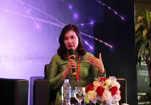 Bà Hồ Ngọc Yến Phương, Phó tổng giám đốc Vietjet.