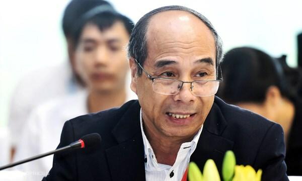 GS Hồ Tú Bảo. Ảnh: Giang Huy.